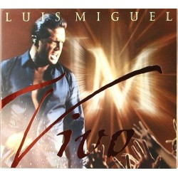 LUIS MIGUEL - VIVO  (Cd)
