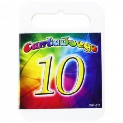 CANTAJUEGO VOL.10  (Cd+Dvd)
