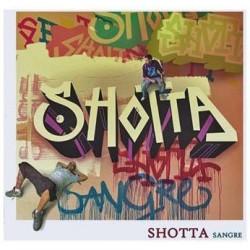 Shotta - Sangre  (Cd)