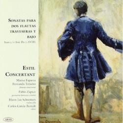 Sonatas Para Dos Flautas...