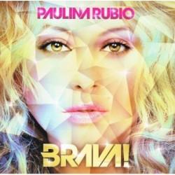 PAULINA RUBIO - BRAVA!  (Cd)