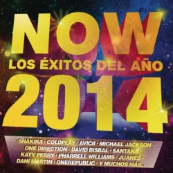 NOW 2014 LOS EXITOS DEL AÑO...