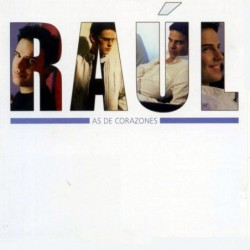 RAUL - AS DE CORAZONES  (Cd)