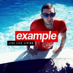 EXAMPLE - LIVE LIFE LIVING...