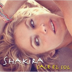 SHAKIRA - SALE EL SOL  (Cd)