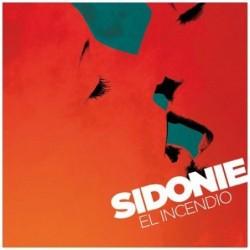 SIDONIE - EL INCENDIO (Cd)