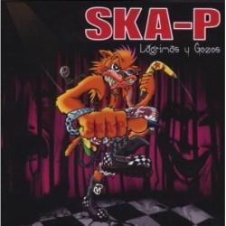 SKA-P - LAGRIMAS Y GOZOS  (Cd)