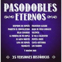 PASODOBLES ETERNOS  (Cd)