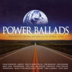 POWER BALLADS - VARIOS  (2Cd)
