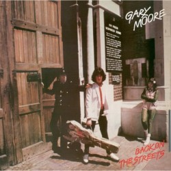 GARY MOORE - BACK ON THE...