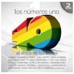 LOS Nº1 DE LOS 40...