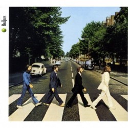 BEATLES,THE - ABBEY ROAD...