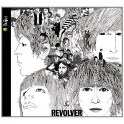 BEATLES,THE - REVOLVER  (Cd...