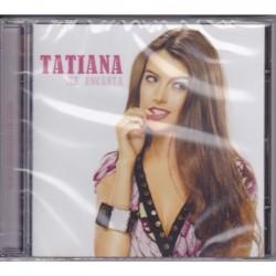 Tatiana - Me Encanta  (Cd)