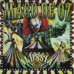 MAGO DE OZ - ILUSSIA  (Cd)