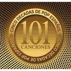 LAS 101 MEJORES CANCIONES...