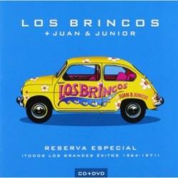 LOS BRINCOS + JUAN Y JUNIOR...