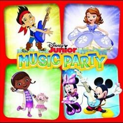 DISNEY JUNIOR MUSIC PARTY...
