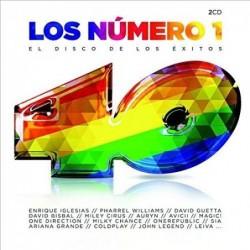 LOS NUMEROS 1 DE 40...