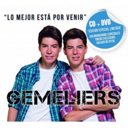 GEMELIERS - LO MEJOR ESTÁ...