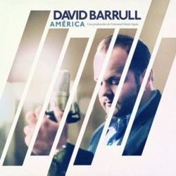 DAVID BARRULL - AMERICA  (Cd)