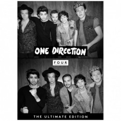 ONE DIRECTION - FOUR...