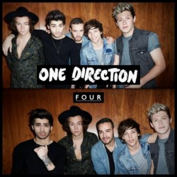 ONE DIRECTION - FOUR Cd)...