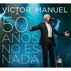 VICTOR MANUEL - 50 AÑOS NO...
