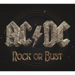 AC/DC - ROCK OR BUST  (Lp...
