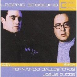 LEGEND SESSIONS MIXED BY...