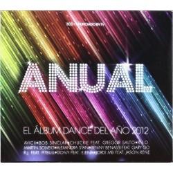ANUAL 2012 - VARIOS  (3CD)