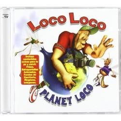 Loco Loco - Planet Loco  (Cd)