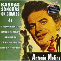 ANTONIO MOLINA - B.S.O.  (Cd)