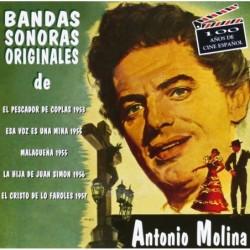 ANTONIO MOLINA - B.S.O.  (Cd)