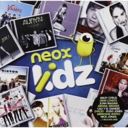 NEOX KIDZ 2014 - VARIOS  (Cd)