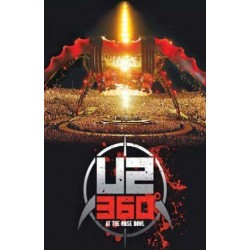 U2 - 360º AT THE ROSE BOWL...