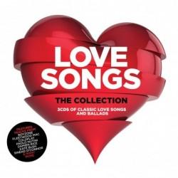 LOVE SONG - VARIOS  (3Cd)