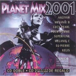 PLANET MIX 2001 - VARIOS...