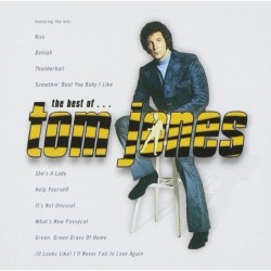 TOM JONES - THE BEST OF TOM...