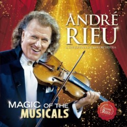 ANDRE RIEU - MAGIC OF THE...