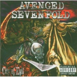 AVENGED SEVENFOLD - CITY OF...