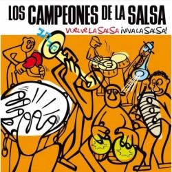 LOS CAMPEONES DE LA SALSA -...