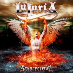 LUJURIA - SEXURRECCION  (Cd)