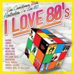 I LOVE 80'S  - VARIOS  (2Cd)