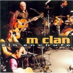 M CLAN - SIN ENCHUFE  (Cd)