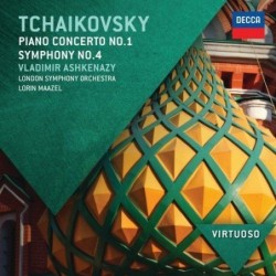 Tchaikovsky Piano Concerto...