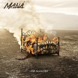 MANA - CAMA INCENDIADA  (Cd)