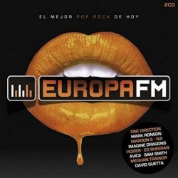 EUROPA FM 2015 - VARIOS  (2Cd)