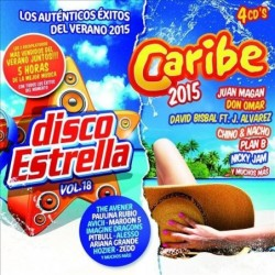 Caribe 2015 + Disco...