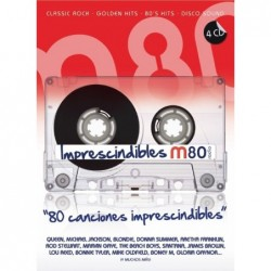 Imprescindibles M-80 -...